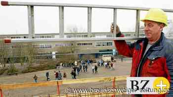 Bauarbeiten an Braunschweigs Schulen lagen brach