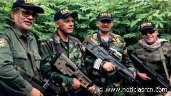 Segunda Marquetalia tiene acuerdos con Ejército venezolano: Mindefensa - Noticias RCN