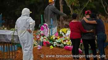 Weltweit jetzt mehr als drei Millionen Corona-Tote