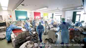 Intensivpatienten werden jünger: Dritte Corona-Welle erreicht Uniklinikum Tübingen - Schwarzwälder Bote