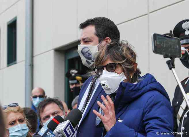 Open Arms, Salvini rinviato a giudizio a Palermo. Lui: «Ho servito l'Italia» - Corriere della Sera