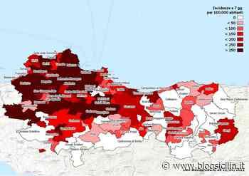 Covid19, resta alta l'allerta a Palermo, ecco le aree più a rischio in provincia - BlogSicilia.it