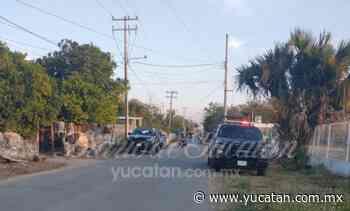 Otra vez se enfrentan a pedradas en Ticul - El Diario de Yucatán