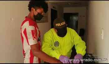Capturan a alias 'Chibolo', señalado de robar las ofrendas de una iglesia en Mompox - W Radio