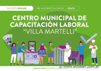 Vicente López impulsa talleres de formación profesional en Villa Martelli - InfoBan