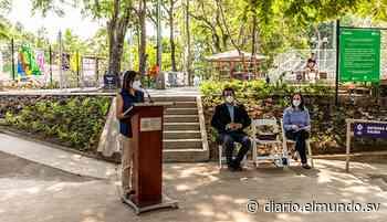 Municipalidad y residentes de Cuscatancingo remodelan parque de Ciudad Futura con apoyo de USAID - Diario El Mundo