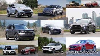 11 Best Small SUVs of 2021: Compact, subcompact and in-betweener
