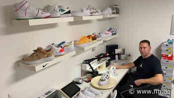 Lohfelden: Individuell bemalte Sneaker - HIT RADIO FFH