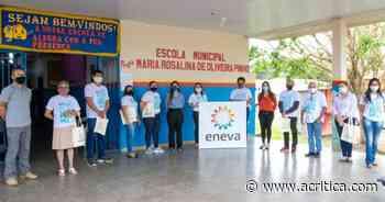 Empresa de energia lança projeto de educação sustentável em Silves e Itapiranga | Cotidiano - A Crítica