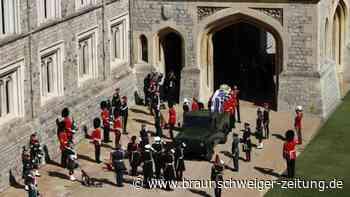 Royal-Blog: Prinz Philip: So haben die Royals Abschied genommen