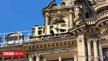 'No mystery' over removal of Edinburgh's Jenners sign
