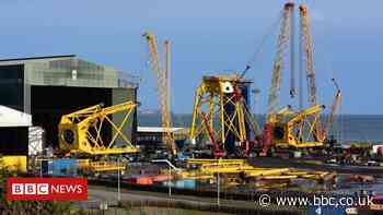 Former BiFab yard in Fife to reopen with wind turbine contract