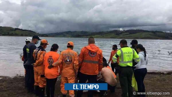 Buzos rescatan cadáver de joven que se ahogó el viernes en Lago Calima - El Tiempo