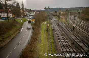 Radschnellweg: Plochingen will keinen Radschnellweg durch Landschaftspark - Plochingen - esslinger-zeitung.de
