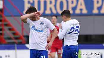 Schlimme Klatsche gegen Freiburg: Der FC Schalke kann doch noch enttäuschen