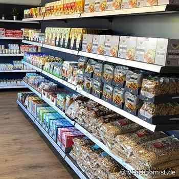 Vantastic Shop: AVE eröffnet veganes Lebensmittelgeschäft in Nabburg - vegconomist - das vegane Wirtschaftsmagazin