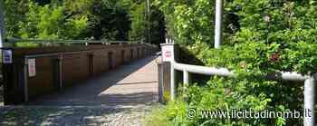 Chiuso per lavori il ponte pedonale sul Lambro tra Triuggio e Sovico - Cronaca, Sovico - Il Cittadino di Monza e Brianza