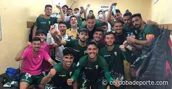 El Córdoba B se pasea en Lebrija y afianza su liderato (1-4) - Cordobadeporte - Cordobadeporte.com