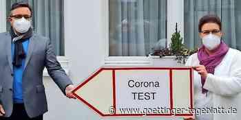 Corona: In Hardegsen wird ein Zentrum für Antigen-Schnelltests eröffnet - Göttinger Tageblatt