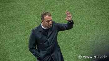 Das Trainer-Beben ist komplett: Hansi Flick verkündet Abschied vom FC Bayern