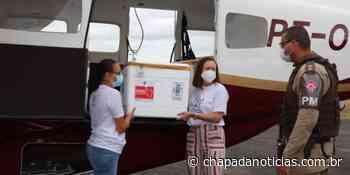 Itaberaba recebe mais 810 doses de vacina contra a covid-19 - chapada notícias