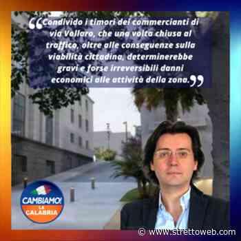 """Reggio Calabria, la richiesta di Saverio Anghelone: """"ok riqualificazione Piazza De Nava, ma tutelare commercianti via Vollaro"""" - Stretto web"""
