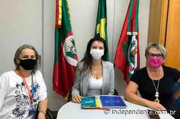 Univates visita a secretaria de Educação de Vespasiano Corrêa - independente