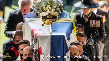 Royals: Ein Königreich nimmt Abschied: Prinz Philips letzte Reise