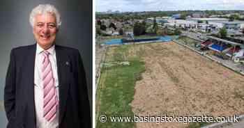 Camrose: Rafi Razzak on club's wish to return to Camrose - Basingstoke Gazette