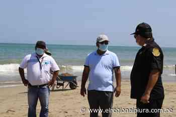 Jefe Policial de Comisaría de Talara realiza inspección en Máncora - El Regional