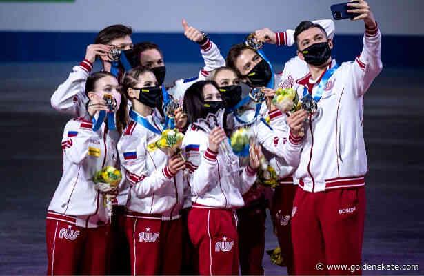 2021 World Team Trophy: Day 3