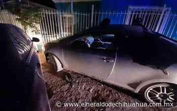 Lesionan y detienen a dos 'halcones' en Nuevo Casas Grandes - El Heraldo de Chihuahua