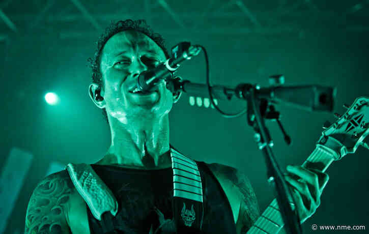 Trivium's Matt Heafy shares 'What The Dead Men Say' acoustic EP