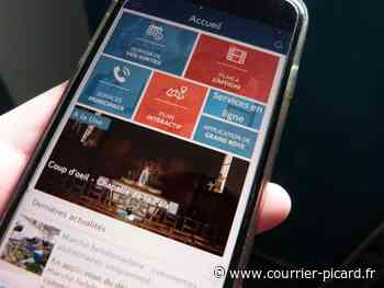 L'application mobile de Roye bat des records - Courrier Picard