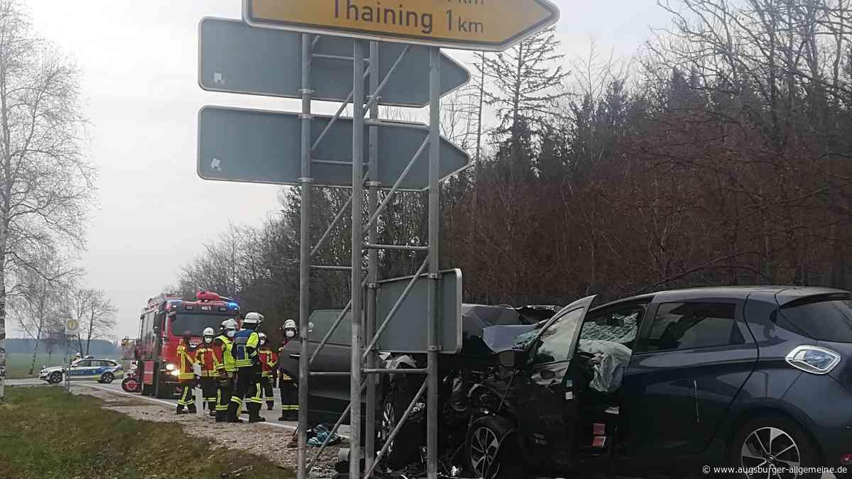 41-jährige Frau stirbt nach schwerem Unfall bei Pflugdorf