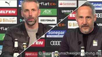 """Hütter nach 0:4 in Gladbach: """"Werden wieder aufstehen"""""""