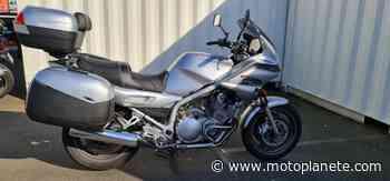 Yamaha DIVERSION 2003 à 2990€ sur MONTLUCON - Occasion - Motoplanete