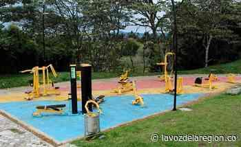Construirán gimnasio público y parque infantil en Pacarní Tesalia - Huila