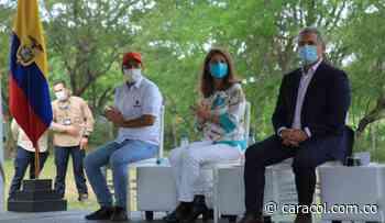 """""""Colombia no reabrirá la frontera con Venezuela"""": presidente Duque - Caracol Radio"""