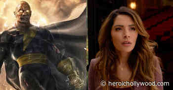 Sarah Shahi May Have Revealed Her Role In Dwayne Johnson's 'Black Adam' - Heroic Hollywood