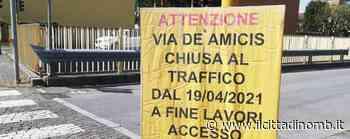 Villasanta: da lunedì chiuderà via De Amici per lavori alla rete idrica - Il Cittadino di Monza e Brianza