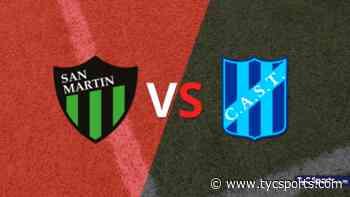 Cuándo juegan San Martín (SJ) vs San Telmo, por la Zona B - Fecha 6 Primera Nacional - TyC Sports