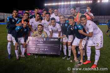 San Martín (SJ) logra épico empate ante Racing en el final - Cadena 3
