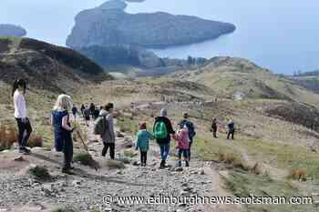 Coronavirus in Scotland: Pictures show Scots enjoying latest easing of restrictions - Edinburgh News