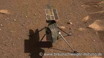 """Nasa: Mars-Erstflug von Hubschrauber """"Ingenuity"""" frühestens Montag"""