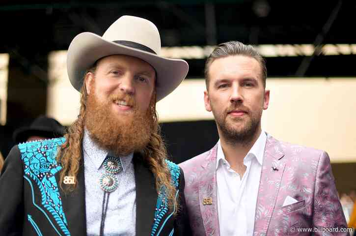 Brothers Osborne's John Osborne 'Considered Quitting Music' Amid Mental Health Crisis: Watch