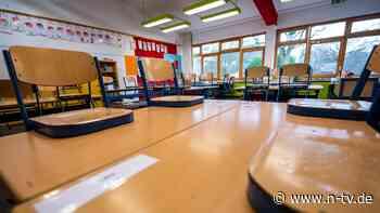 Schulen schon früher dicht?: Regierungsfraktionen schärfen Notbremse nach