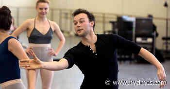 Liam Scarlett, Acclaimed British Choreographer, Dies at 35