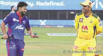 DC skipper Rishabh Pant happy after trumping mentor Mahendra Singh Dhoni - The Tribune