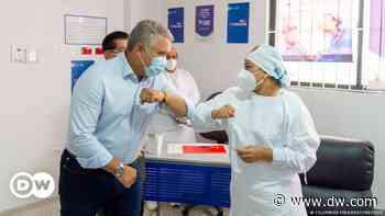 ++ Coronavirus hoy: Colombia detecta las variantes británica y brasileña ++ - Deutsche Welle